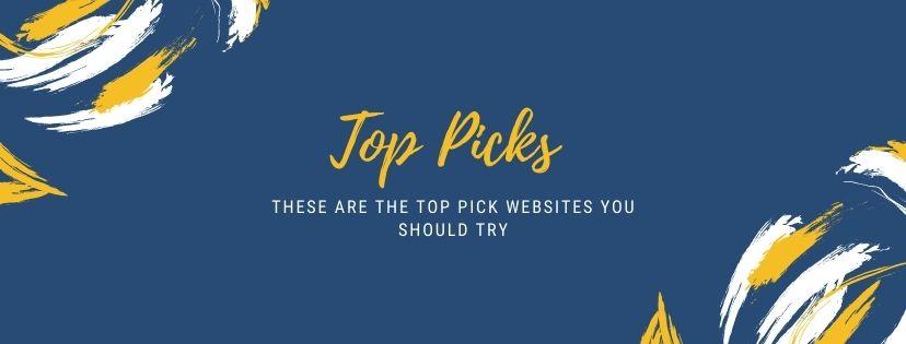 Top pick banner - Goforten